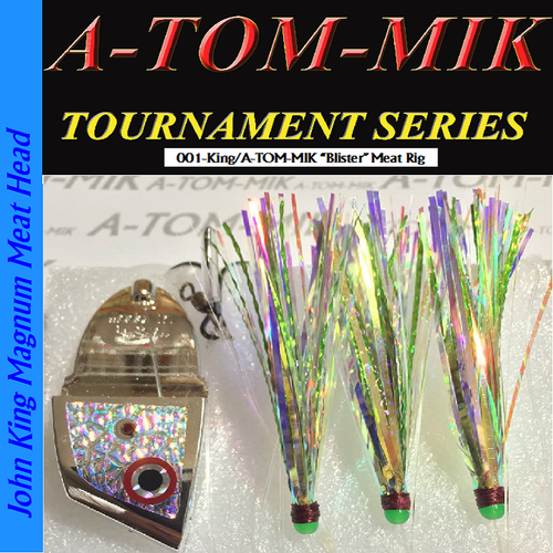 """001-King/A-TOM-MIK """"Blister"""" Meat Rig"""