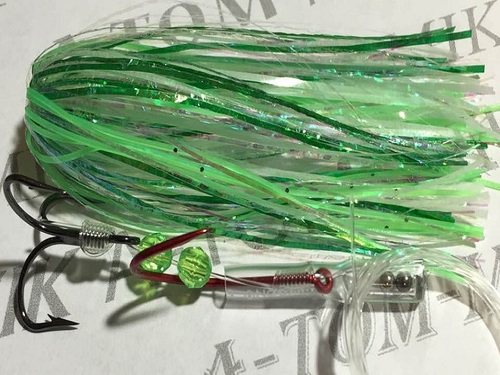 L205 Green Crinkle Lime Live