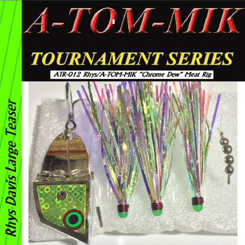 "ATR-012 Rhys/A-TOM-MIK ""Chrome Dew"" Meat Rig"
