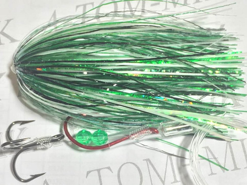 S524 Glow Frog (#57) Shred
