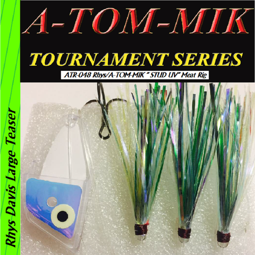 "ATR-048 Rhys/A-TOM-MIK ""Stud UV"" Meat Rig"