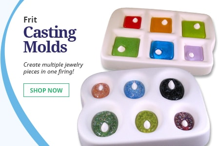 Frit Casting Molds