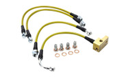 ISR Performance Brake Line Kit - Mazda Miata 89-05 (Standard Suspension 4 line kit)