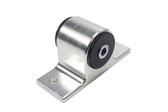 ISR Performance Billet Aluminum Solid Transmission Mount Silver - Nissan 350z/G35 Z33