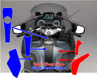 R1200RT Tank Protector (2014 - 2018)