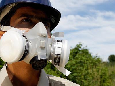 Proteção Respiratória - Licença