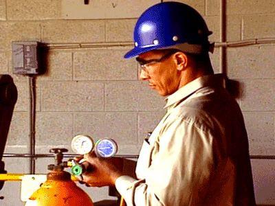 Segurança com Gases Comprimidos