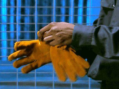 Segurança das Mãos: Está em Suas Mãos