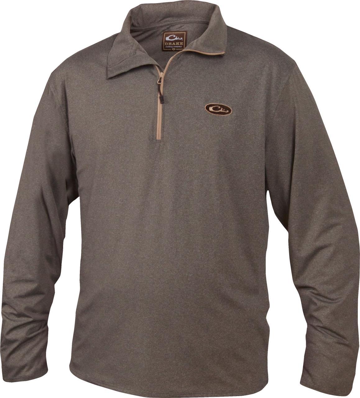 Drake Men's Microlite Half-Zip Pullover - Simmons Sporting Goods