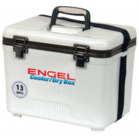 Engel 13 Quart Dry Box White - 816219020285