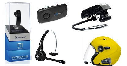 Various Headsets