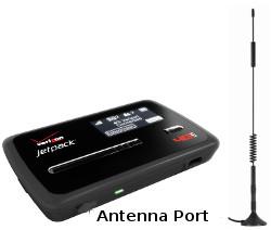 Hotspot and Antenna