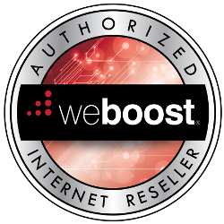 weboost authorized reseller badge image