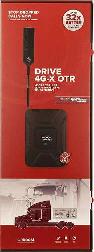 weBoost 4G-X OTR Truck Cell Phone Booster