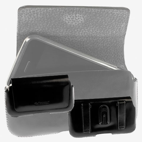 Krusell Phone Pouch Black