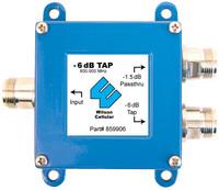 Wilson Tap -6 dB Tap with -1.5 dB Pass-Thru 50 Ohm N-F