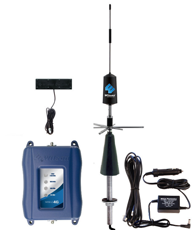 Weboost Rv 4g M Cell Signal Booster