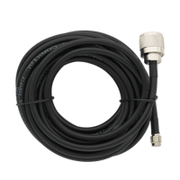 Wilson RG-58 20ft Cable N Male / SMA Male