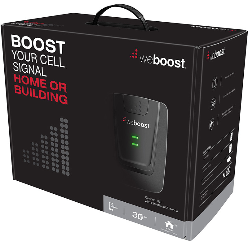 weBoost 3G Connect 472205 Signal Booster System