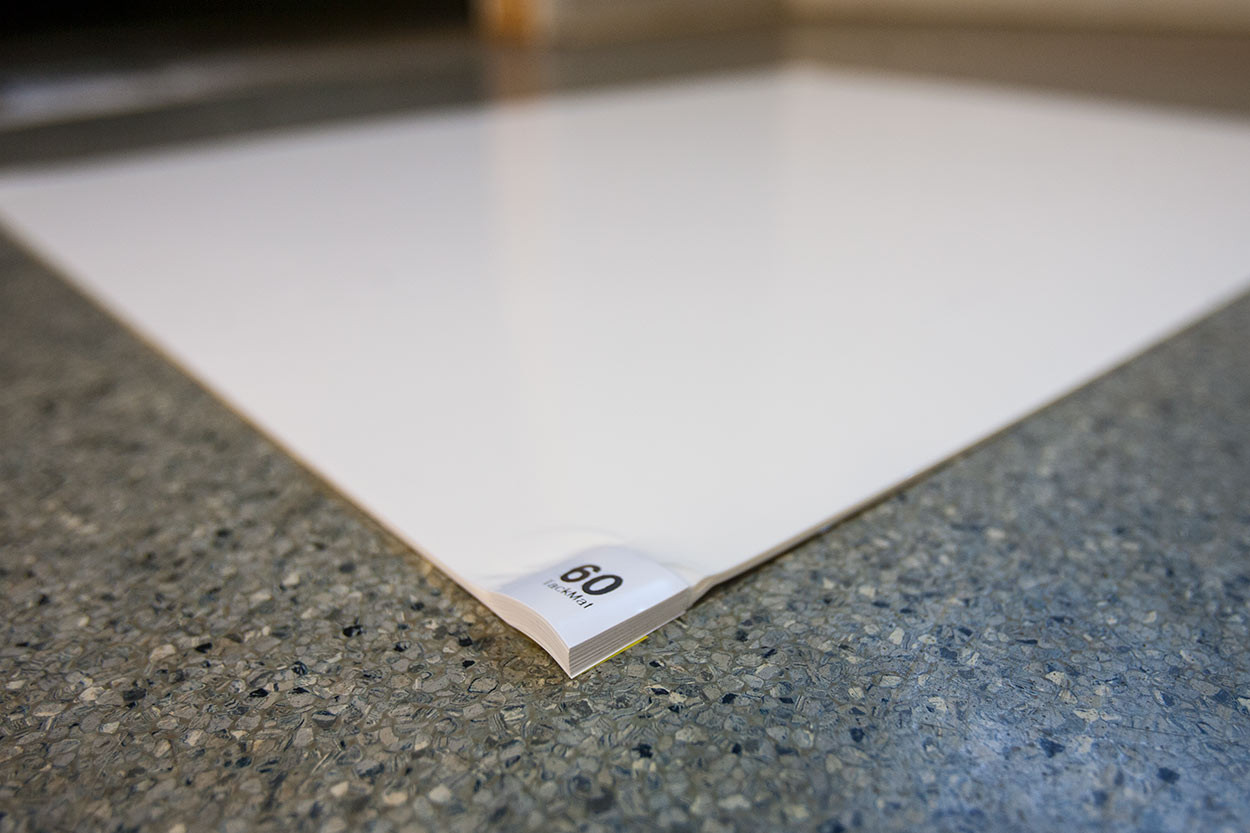 Tackmat Clean Room Mat By Toollab 24 Quot X30 Quot Replacement Pads