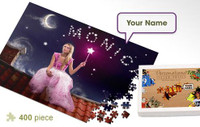 Fairy Personalized Jigsaw Puzzle