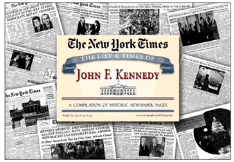 John Kennedy – His Life from the NY Times