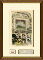 Metropolitan Opera Framed Art and Artifact