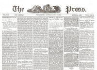 General Custer's March to Death Historic Newspaper