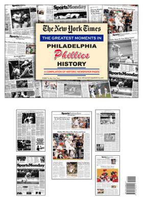 Philadelphia Phillies History Newspaper
