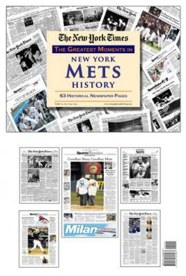 New York Mets History  Newspaper