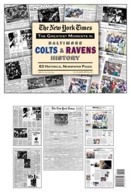 Baltimore Colts History