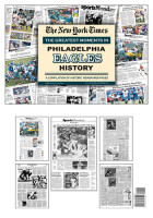 Philadelphia Eagles History Newspaper