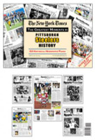 Pittsburgh Steelers History Newspaper
