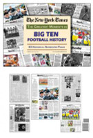 Big Ten Football - Greatest Moments