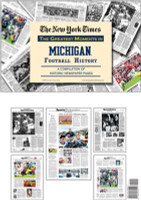 Michigan Football - Greatest Moments