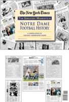 Notre Dame Football - Greatest Moments