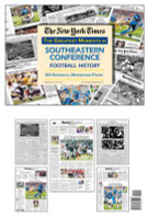 Southeastern Conference Football - Greatest Moments