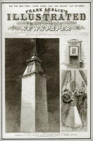 Washington Monument Historical Newspaper