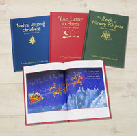 Personalized Set of Classic Children Books
