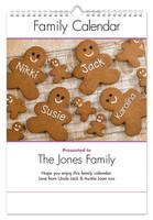 Family Name Calendar