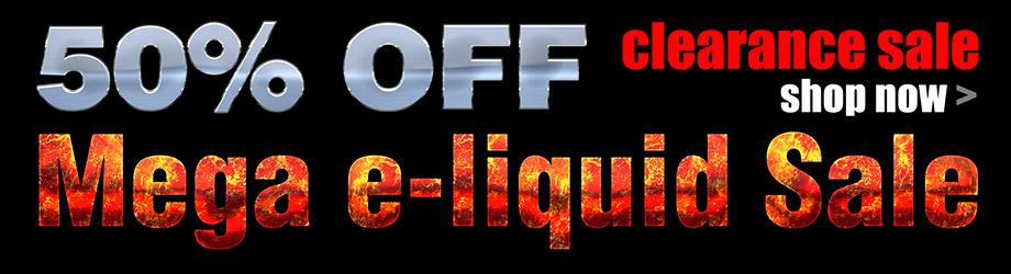 eliquid sale