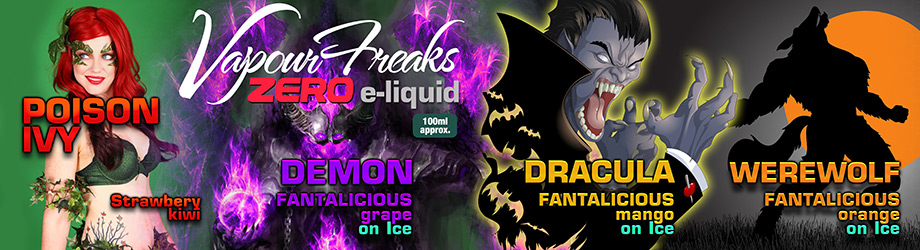 Vapour Freaks 100ml