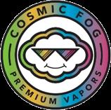 cosmic fog logo premium eliquids
