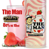 The Man - One Hit Wonder e-liquid - 80% VG - 10ml