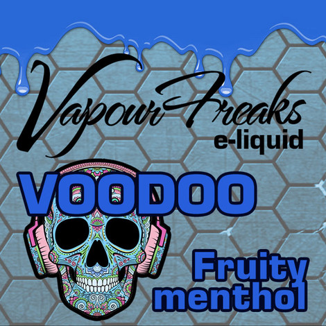 VOODOO e-liquid by Vapour Freaks - 70% VG - 40ml