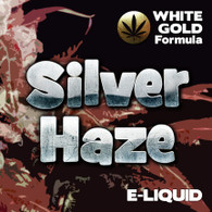 Silver Haze - White Gold Formula e-liquid - 60% VG - 10ml