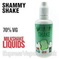 SHAMMY SHAKE by Milkshake e-liquid - 70% VG - 50ml