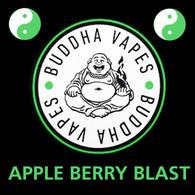 APPLE BERRY BLAST e-liquid by Buddha Vapes - 80% VG
