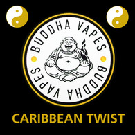 CARIBBEAN TWIST e-liquid by Buddha Vapes - 80% VG