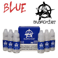 Blue - Anarchist e-liquid - 75% VG - 60ml